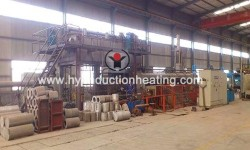 Aluminum Bar Heating Equipment