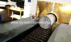 Aluminum Bar Induction Heating Furnace