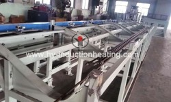 Axle Induction Hardening Equipment