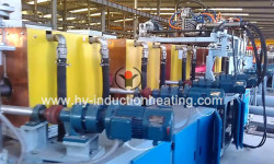 Heat treatment furnace for pipe