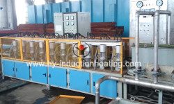 Heat treatment furnace for tube
