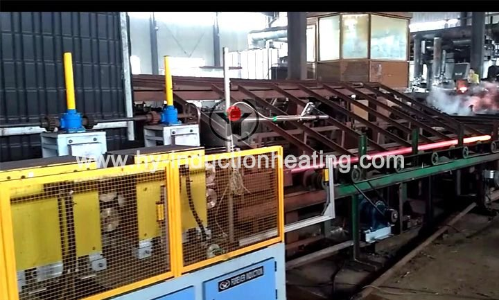 Induction Heating Equipment for rolling