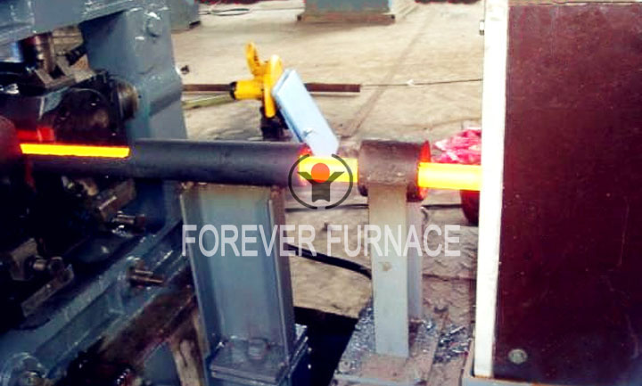 The advantages of the induction annealing