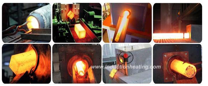 Long-bar-heat-treatment-machine