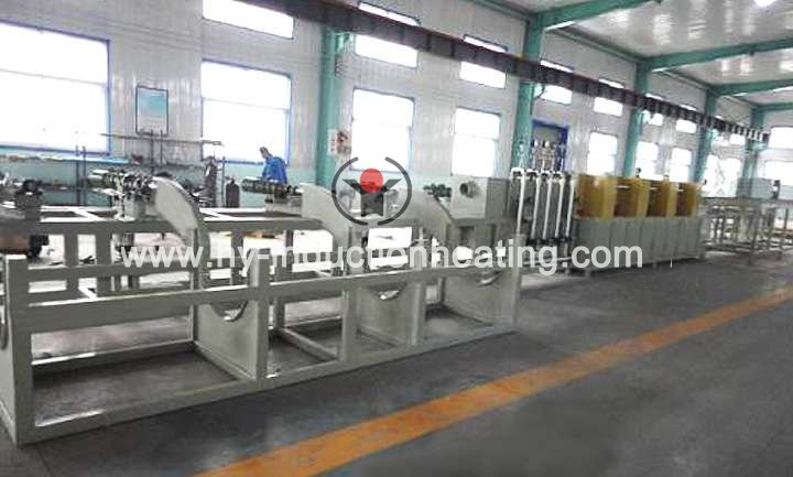 Long Shaft Hardening Equipment