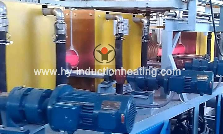 Steel Bar Hardening Equipment