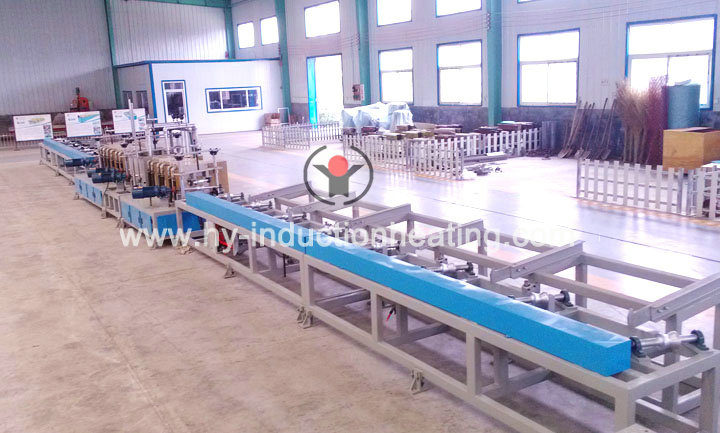 Steel Pipe Hardening Equipment