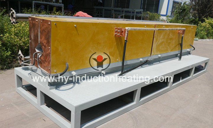 Continuous casting billet heating furnace