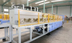 steel bar indution hardening equipment