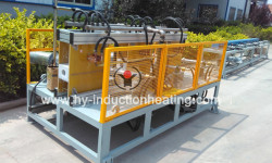 Heat treatment furnace for casing