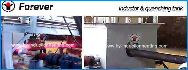 pipe heat treatment furnace