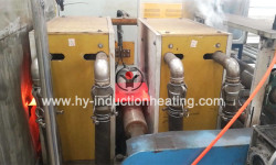 Steel plate heat treatment furnace