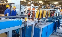 Steel Bar Induction Heat Treatment Furnace