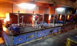 Steel Billet Induction Forging Heating Furnace