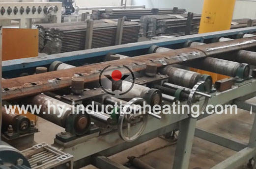 steel plate hardening and tempering furnace